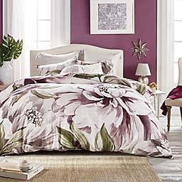 Peri Home Peony Blooms 3-Piece Full/Queen Comforter Set