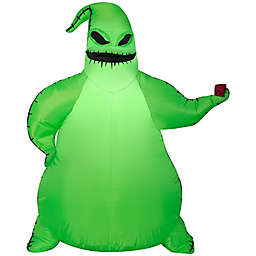 Gemmy Oogie Boogie 42-Inch Airblown® Inflatable Halloween Lawn Decoration in Green