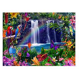 Wuundentoy USA Rainbow Waterfall 500-Piece Jigsaw Puzzle