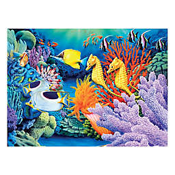 Wuundentoy USA Seahorses 500-Piece Jigsaw Puzzle