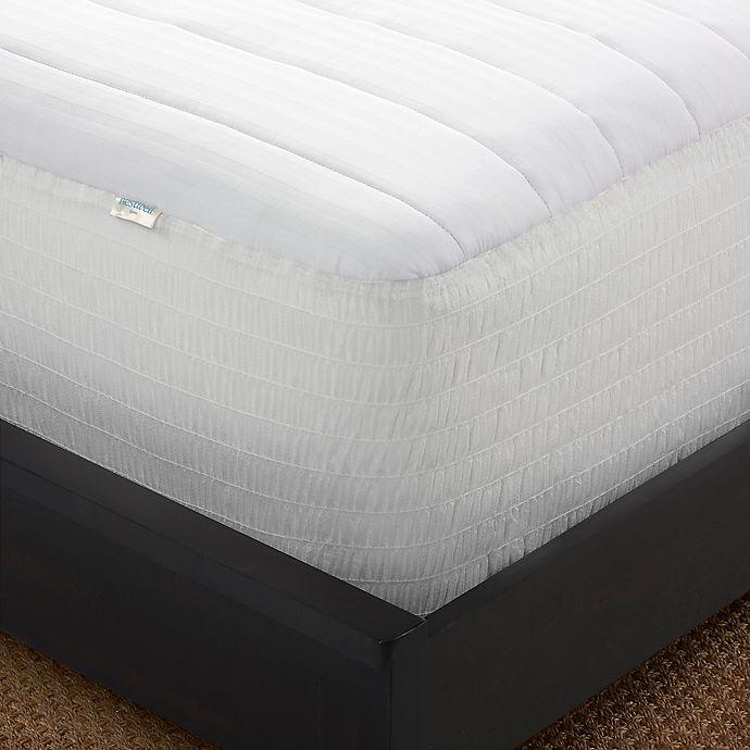 Alternate image 1 for Nestwell™ Cotton Comfort Mattress Pad
