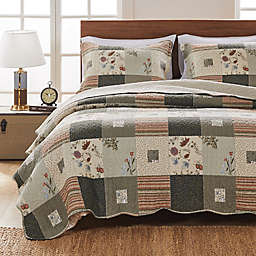 Sedona King Quilt Set in Natural
