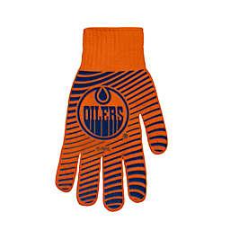 NHL Edmonton Oilers  BBQ Glove