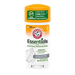 Arm and Hammer™ Essentials™ 2.5 oz. Solid Deodorant in Unscented