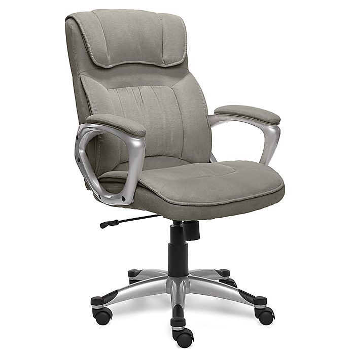Alternate image 1 for Serta® Executive Office Chair