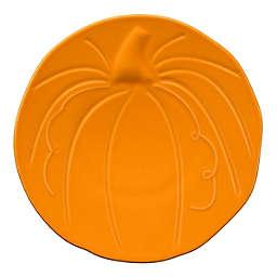 Fiesta® Pumpkin Dessert Plate