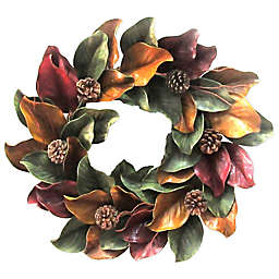 Bee & Willow™ 24-Inch Magnolia Wreath