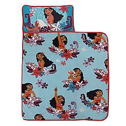 Disney® Moana Feel The Waves Toddler Nap Mat in Aqua