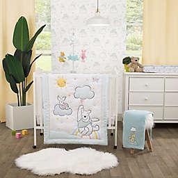 "Disney® ""Hello Sunshine"" 3-Piece Mini Crib Bedding Set in Aqua"