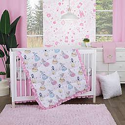Disney® Little Princess 6-Piece Crib Bedding Set in Pink