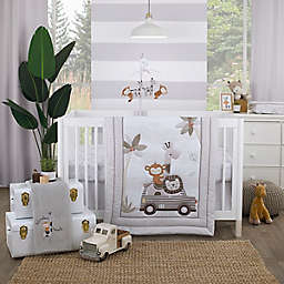 Little Love by NoJo® 3-Piece Crib Bedding Set in Grey