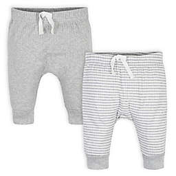 Gerber® 2-Pack Jungle Pants in Grey