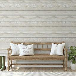 RoomMates® Shiplap Peel and Stick Wallpaper