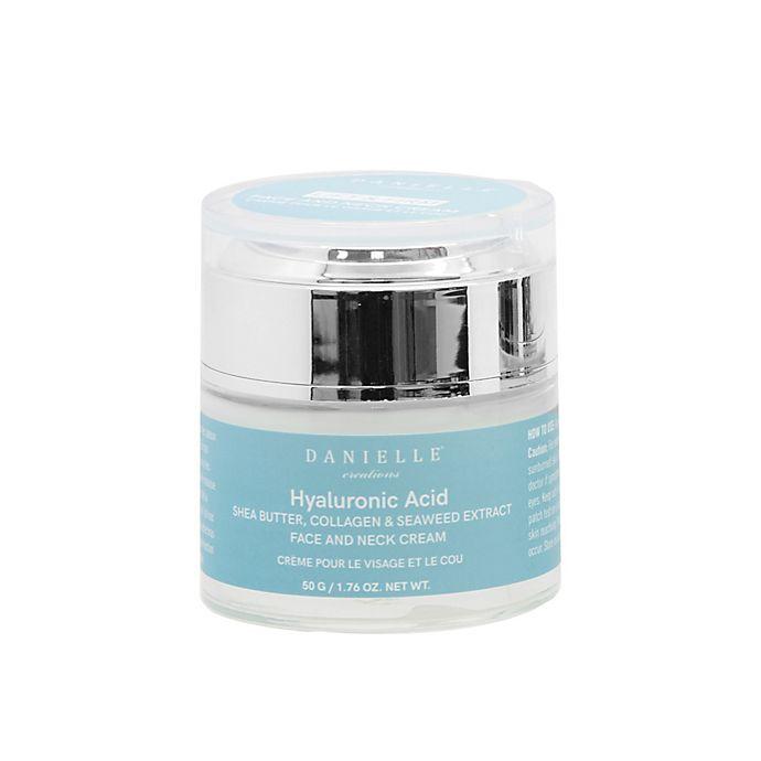 Alternate image 1 for Danielle® Creations 1.76 fl. oz. Hyaluronic Acid Face and Neck Cream