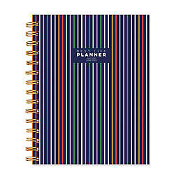 TF Publishing Stripes July 2021-June 2022 Monthly Luxe Planner