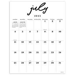 TF Publishing Farmhouse Art Poster July 2021 to June 2022 Large Desk Pad Calendar