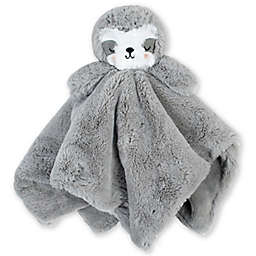Just Born® Sloth Security Blanket in Grey