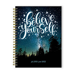 """TF Publishing """"Believe In Yourself"""" June 2021 to July 2022 Planner"""