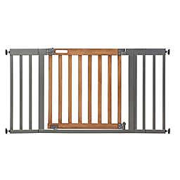 Summer™ West End Safety Gate™ in Honey Oak