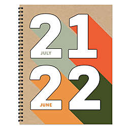 TF Publishing Color July 2021 to June 2022 Large Planner