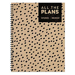 TF Publishing Dotted July 2021 to June 2022 Large Planner