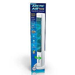Arctic Air™ Tower Pure Air Cooler/Humidifier in White