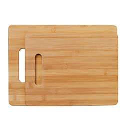 Simply Essential Bamboo Cutting Boards (Set of 2)