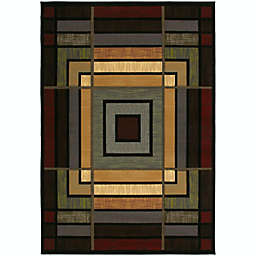 United Weavers Ambiance Scatter 7-Foot 10-Inch x 10-Foot 6-Inch Area Rug