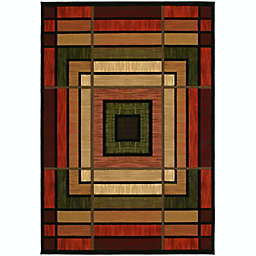 Ambience Terracotta Rug