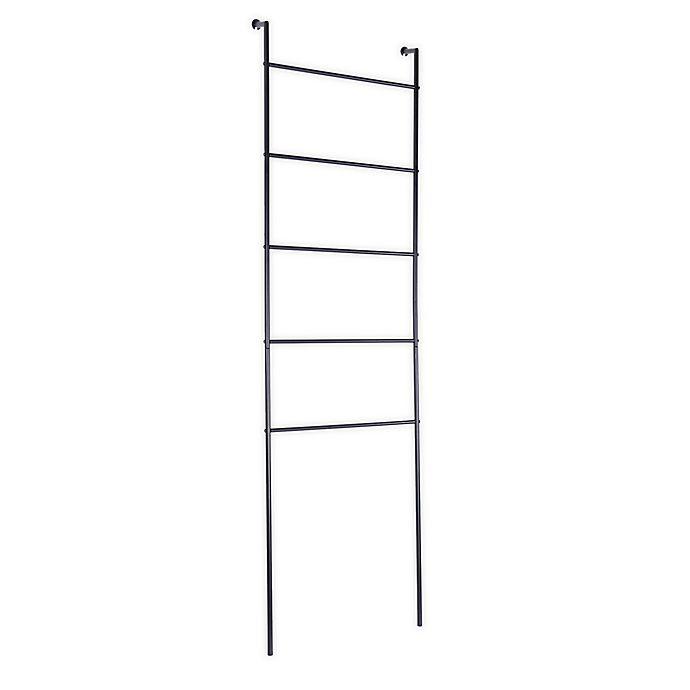 Alternate image 1 for Wild Sage™ Gemma Bath Ladder in Black