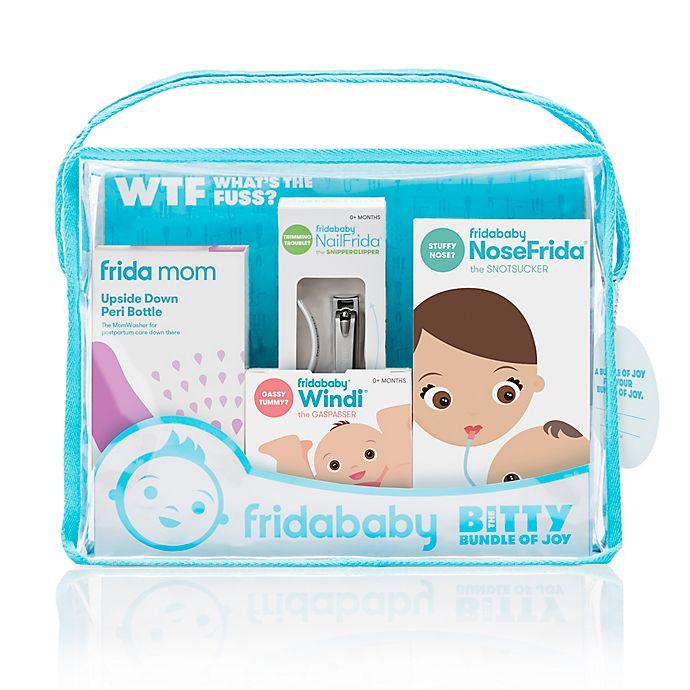 Alternate image 1 for FridaBaby® Bitty Bundle of Joy 4-Piece Kit