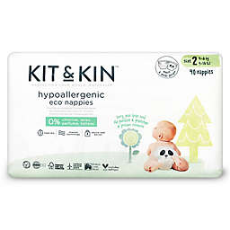 Kit & Kin™ Hypoallergenic Size 2 40-Count Disposable Diapers