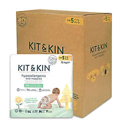 Kit & Kin™ Hypoallergenic Disposable Diaper Collection