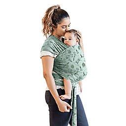 Moby Wrap® Featherknit Hundred Acre Woods Baby Wrap Carrier in Sage