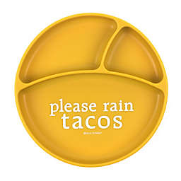 Bella Tunno™ Rain Tacos Silicone Wonder Plate