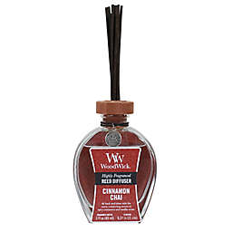 WoodWick® Cinnamon Chai 7 oz. Large Home Fragrance Reed Diffuser