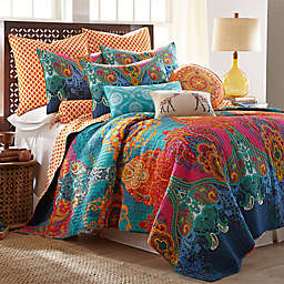 Levtex Home Madalyn 3-Piece Reversible Quilt Set