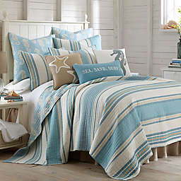 Levtex Home Blue Maui Bedding Collection