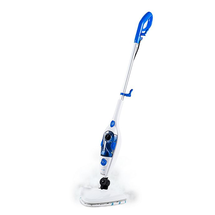 Alternate image 1 for Cleanica 360 Steam Mop in White