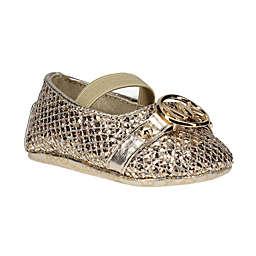 Michael Kors® Ballet Dress Shoe in Gold Glitter