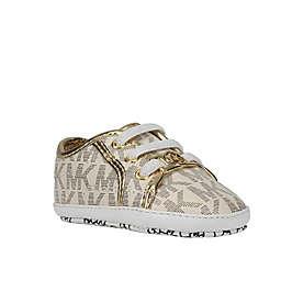 Michael Kors® Logo Lace-Up Sneaker in Cream