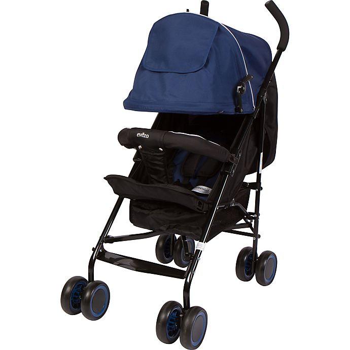 Alternate image 1 for Evezo Travis Lightweight Umbrella Stroller
