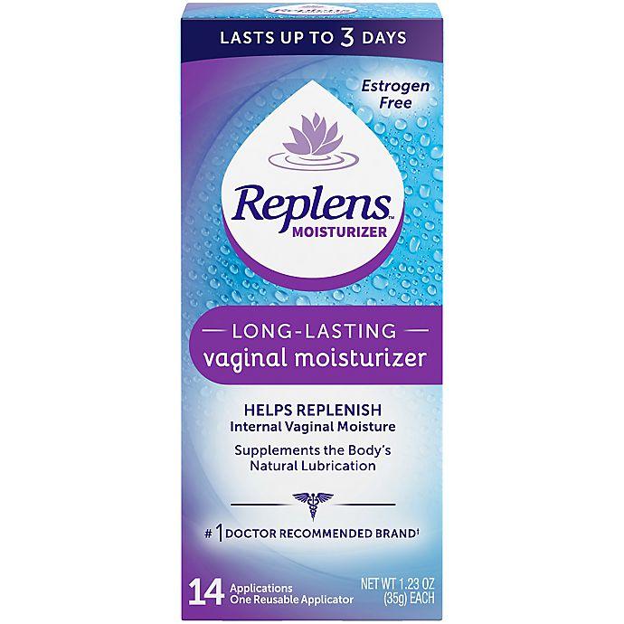 Alternate image 1 for Replens® 14-Count 1.23 oz. Long-Lasting Vaginal Moisturizer