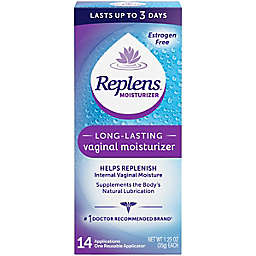 Replens® 14-Count 1.23 oz. Long-Lasting Vaginal Moisturizer
