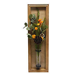 Bee & Willow™ Lotus Pod Vase Wall Decor