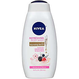 Nivea® 20 oz. Refreshing Wild Berries and Hibiscus Body Wash