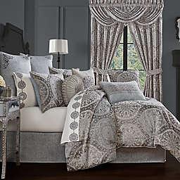 J. Queen New York™ Tiana 4-Piece California King Comforter Set in Ice Blue