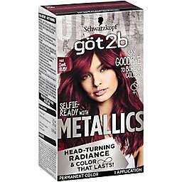 got2b® Metallic Permanent Hair Color in M68 Dark Ruby
