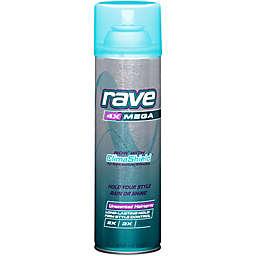 RAVE® 11 oz. Unscented 4X Mega Hold Hairspray