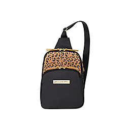 Petunia Pickle Bottom® Criss-Cross Sling Diaper Crossbody Bag in Leopard